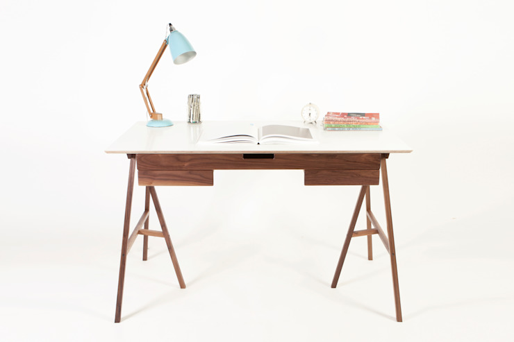 PLAN DESK: modern  by JAMES TATTERSALL, Modern