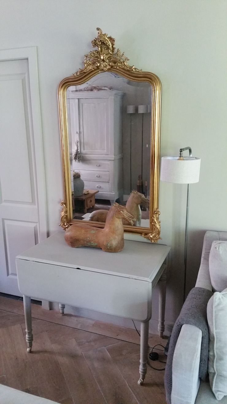 Spiegels van the robin Rustiek & Brocante
