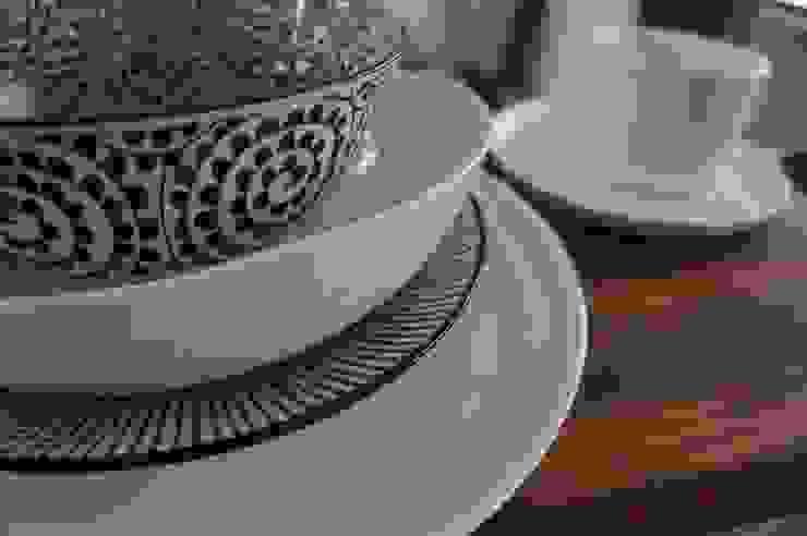 Houten planken van Aan tafel met Karin Mediterraan