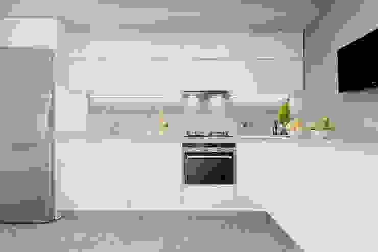 Vistas cocinas Cocinas de estilo moderno de FORTTA by Germans Tauleria. Moderno