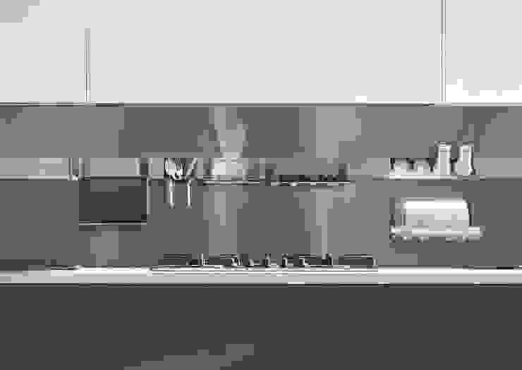Magnetika kitchen - collezione Sofia di Ronda Design Minimalista
