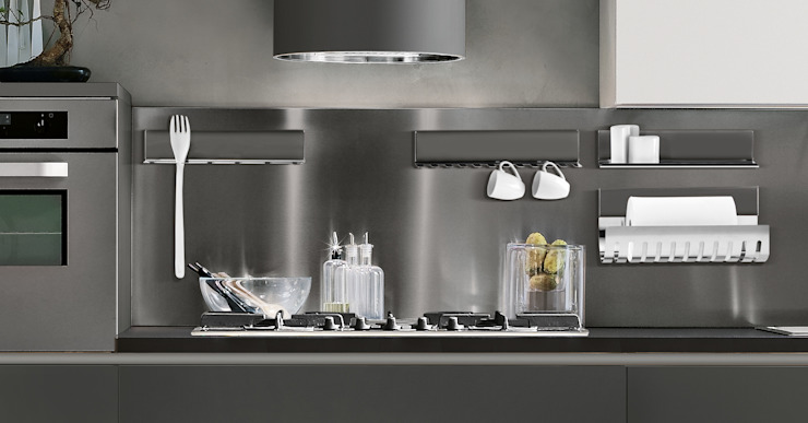 Magnetika kitchen - Caren collection Oleh Ronda Design Minimalis