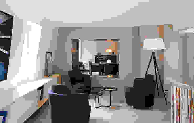 Livings modernos: Ideas, imágenes y decoración de ATELIER FB Moderno