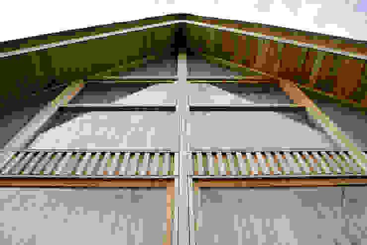 Woning te Gytsjerk Moderne huizen van Dorenbos Architekten bv Modern