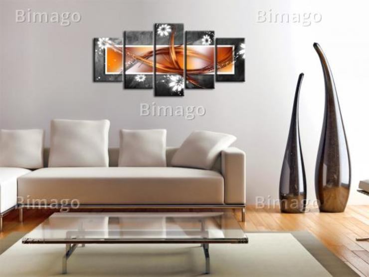 Flores y abstracto de BIMAGO Moderno