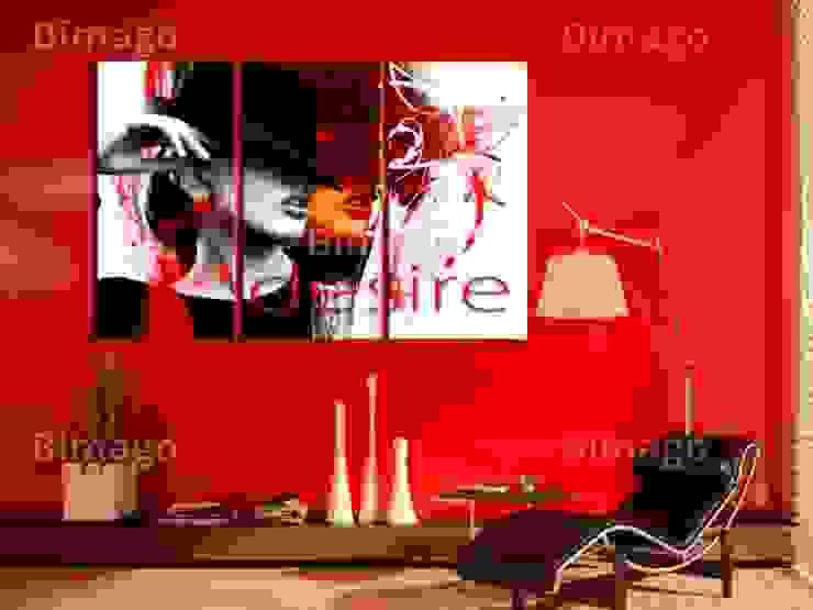 Fuego del deseo de BIMAGO Moderno