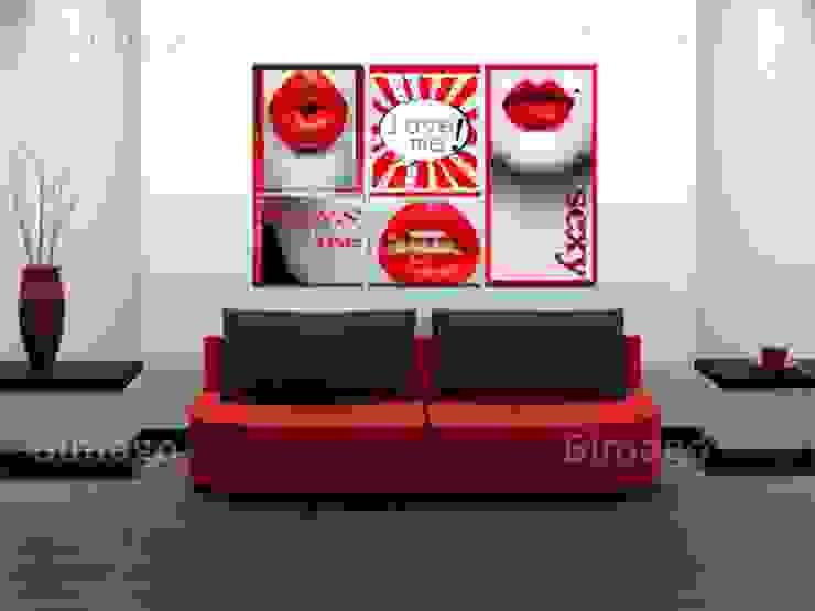 Kiss me! Love me! de BIMAGO Moderno