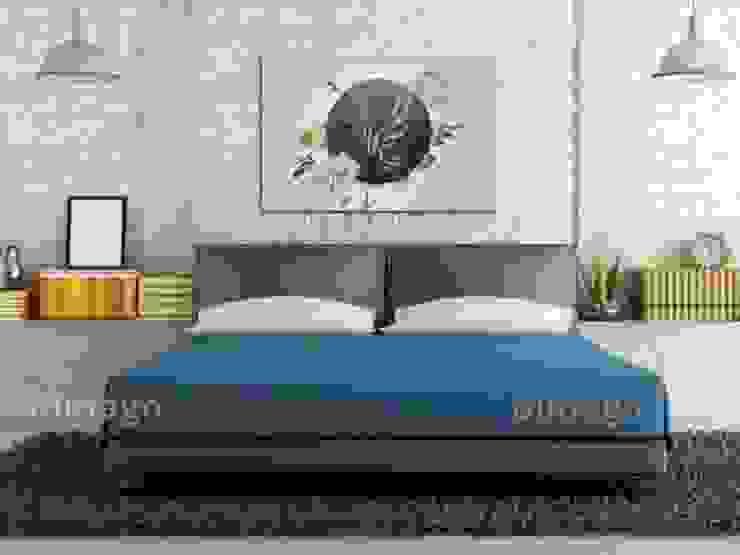 Arte del minimalismo de BIMAGO Moderno