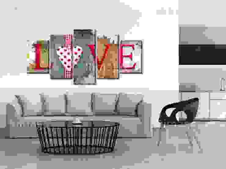 LOVE - handmade de BIMAGO Moderno