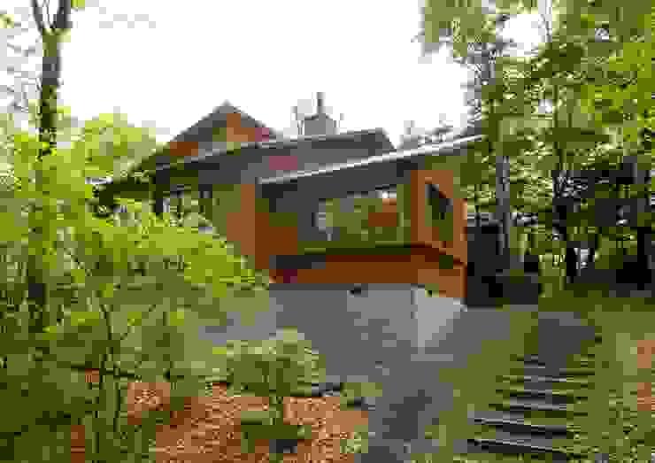 外観: space craftが手掛けた家です。,オリジナル 木 木目調