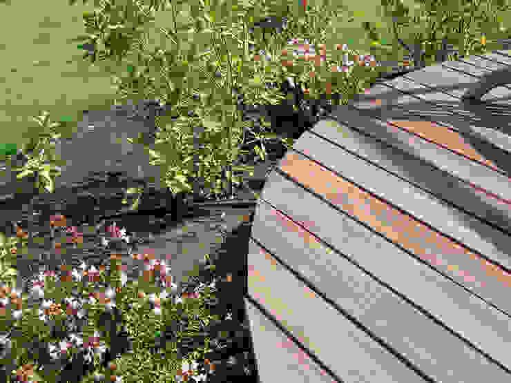 Jardines de estilo minimalista de Stefania Lorenzini garden designer Minimalista