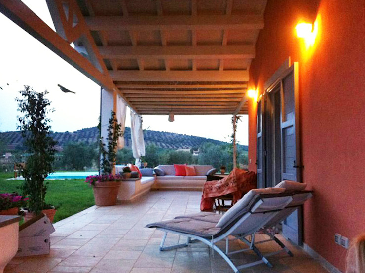 Mediterranean style house by Studio Bugna Mediterranean