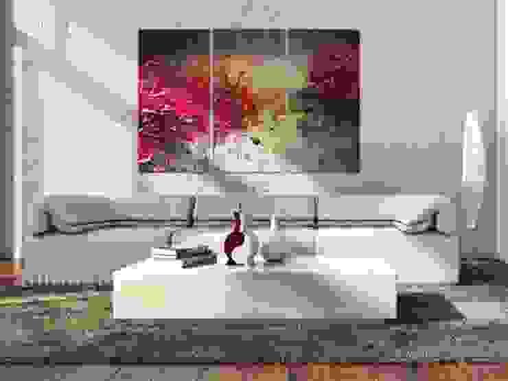 Chapoteo rojo de BIMAGO Moderno