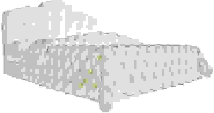 Кровать Annabelle:  в современный. Автор – DG Home, Модерн