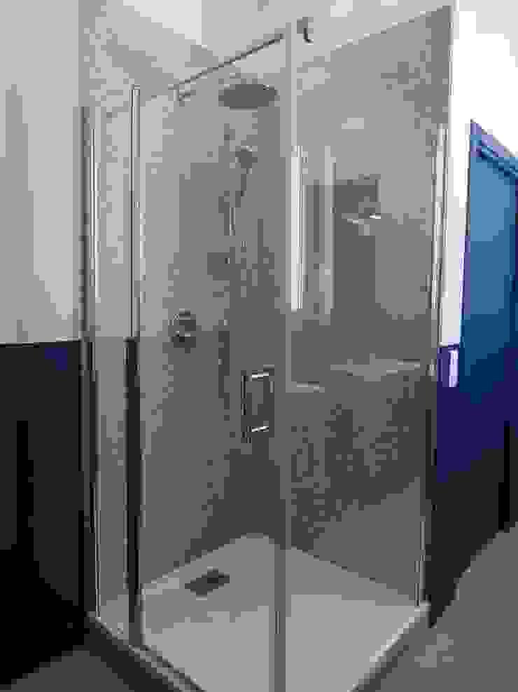 Maison de Famille rénovée agence MGA architecte DPLG Salle de bain moderne