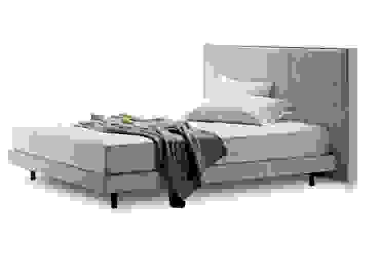 Кровать Knoff Milky Premium Leather от DG Home Классический