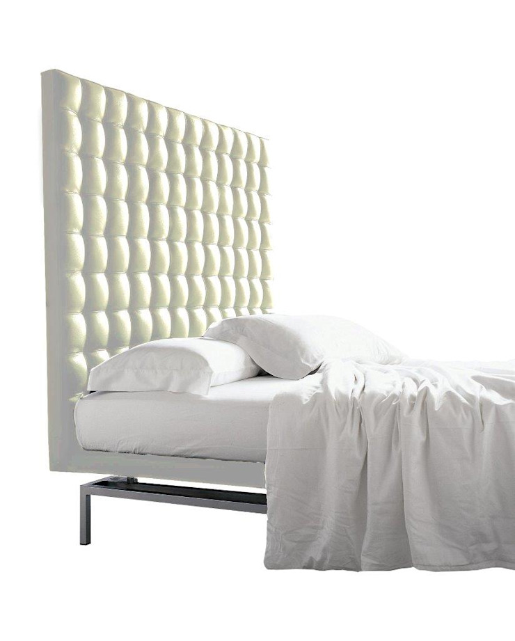 Кровать Konigreich White:  в современный. Автор – DG Home, Модерн