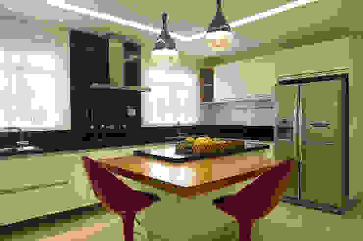 by Lucia Navajas -Arquitetura & Interiores Modern