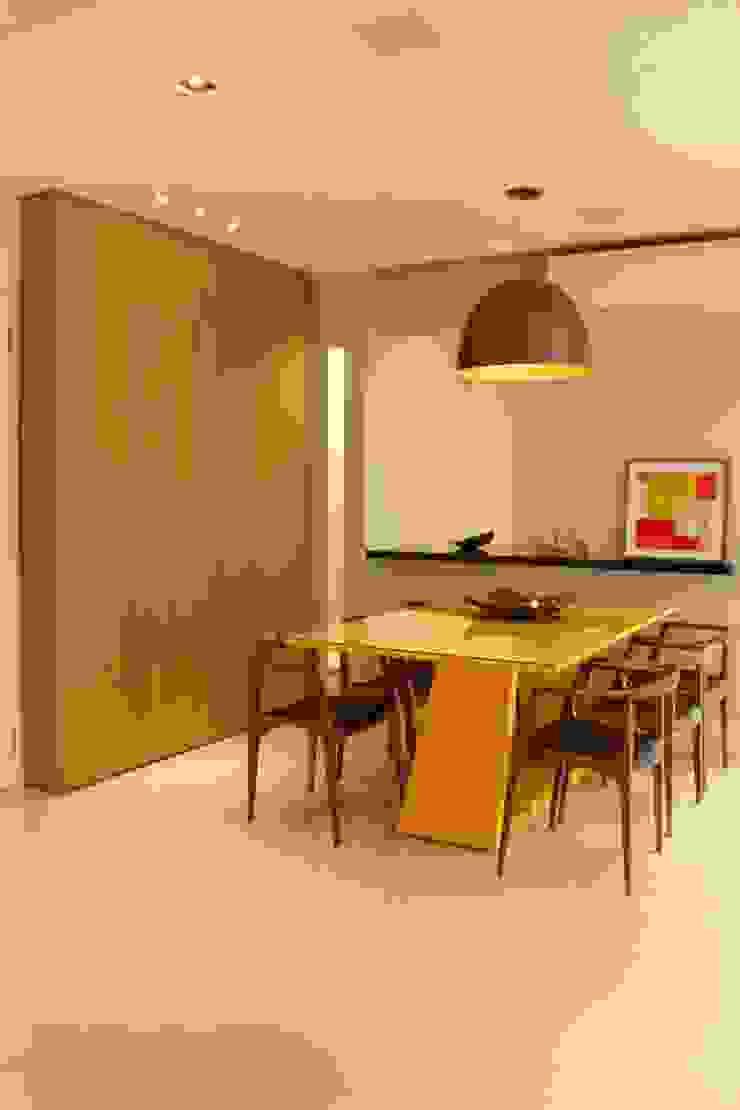 JANTAR Salas de jantar modernas por ALME ARQUITETURA Moderno