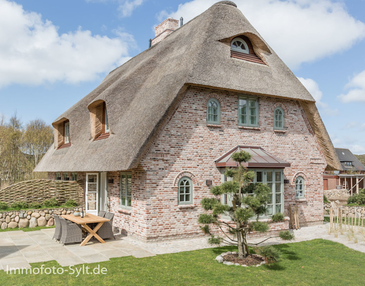 Immofoto-Sylt Country style house