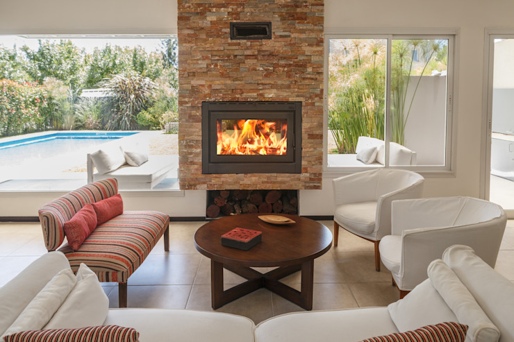 Ñuke Living roomFireplaces & accessories