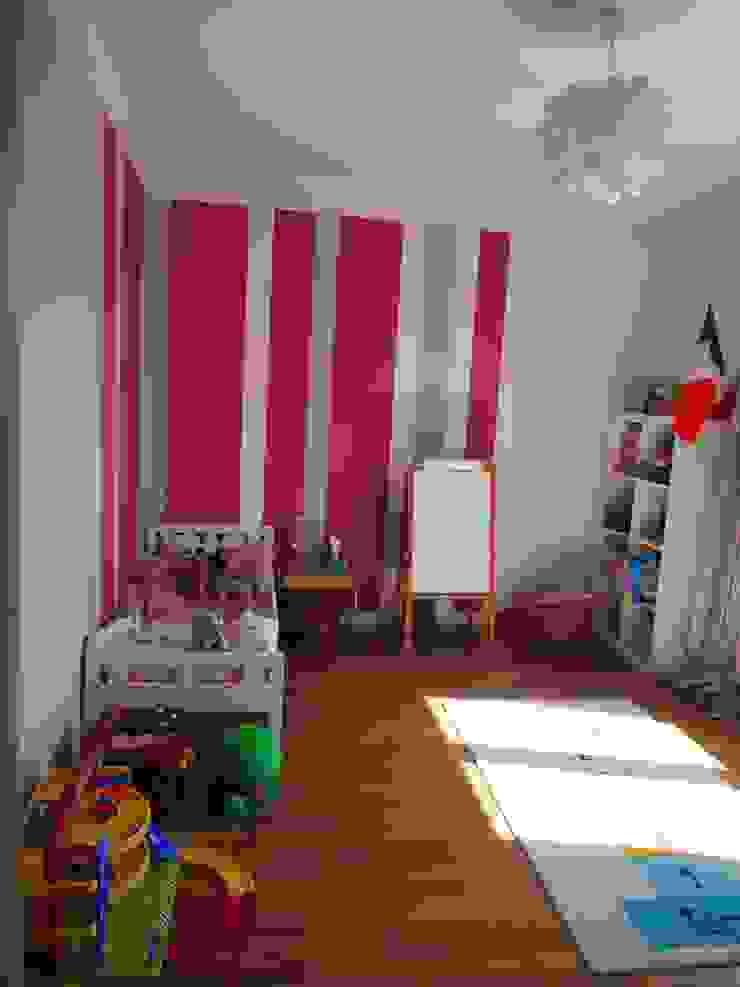 Maison de Famille rénovée agence MGA architecte DPLG Chambre d'enfant moderne