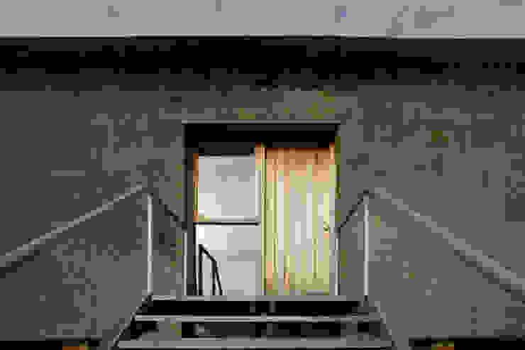Casas de estilo  por Dorenbos Architekten bv, Moderno