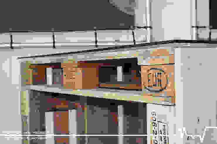 industrial  by Meubelen van pallets, Industrial