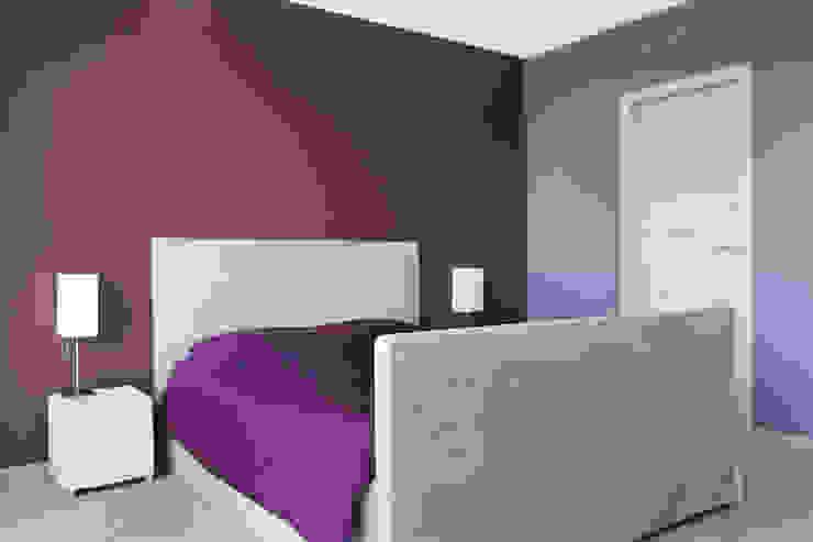 Projekty,  Sypialnia zaprojektowane przez DATAscs, Nowoczesny