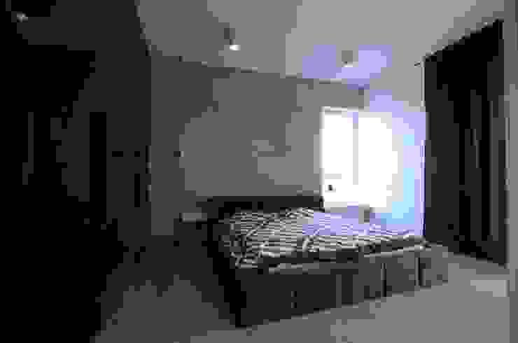 Skandinavische Schlafzimmer von Devangari Design Skandinavisch