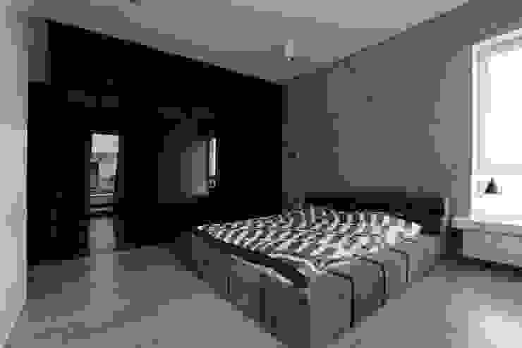 Minimalist bedroom by Devangari Design Minimalist