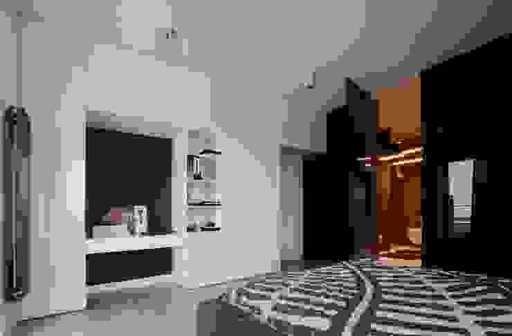 Moderne Schlafzimmer von Devangari Design Modern