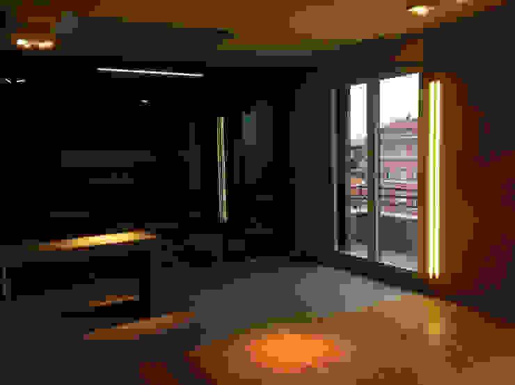 Romano Baratta Lighting Studio Living room