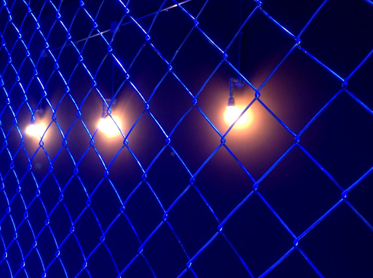 Romano Baratta Lighting Studio Walls