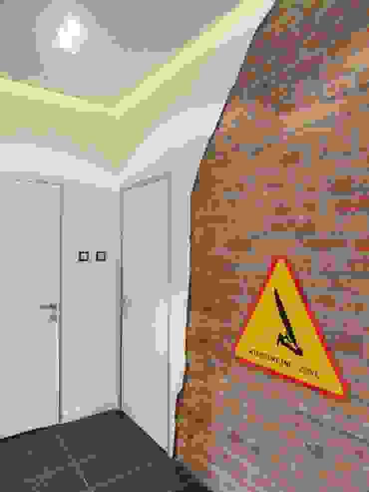 Kamienica na Puławskiej Nowoczesna łazienka od Devangari Design Nowoczesny
