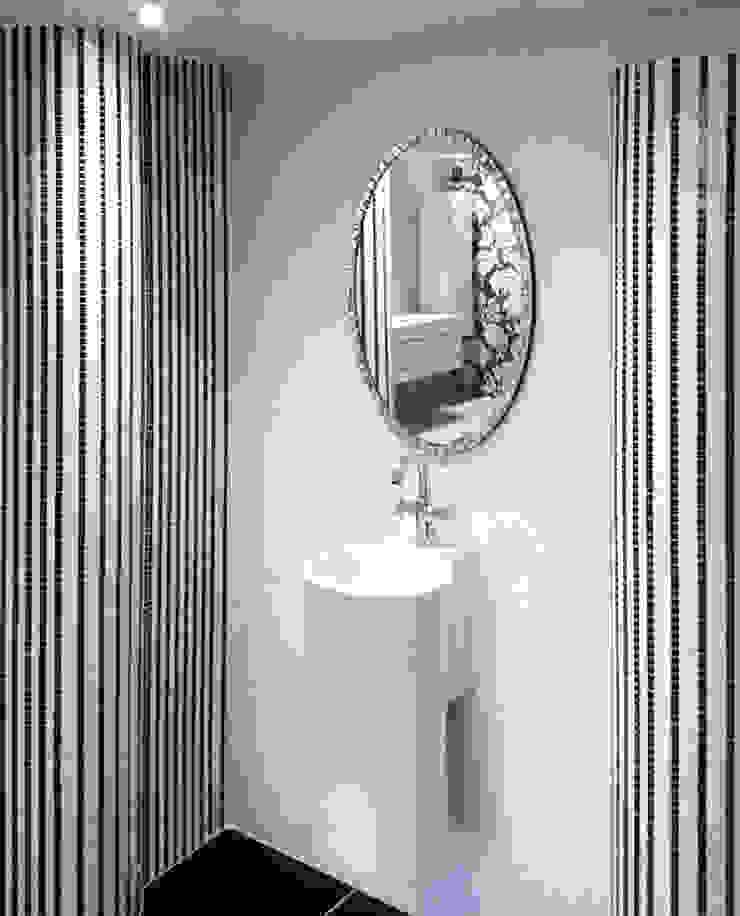 trend group Salle de bain moderne Tuiles