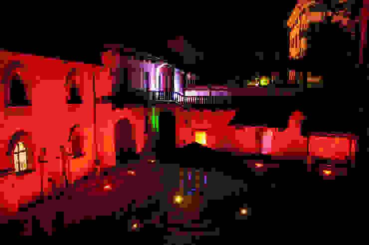 Romano Baratta Lighting Studio Eclectic style houses