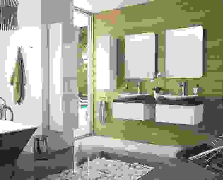 Mobiliario Fondo Baño de Salgar Moderno