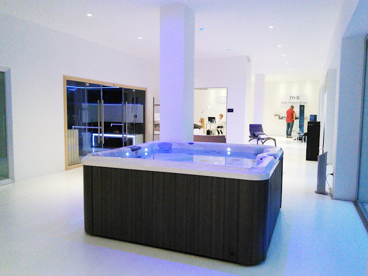 Romano Baratta Lighting Studio Minimalistische Geschäftsräume & Stores