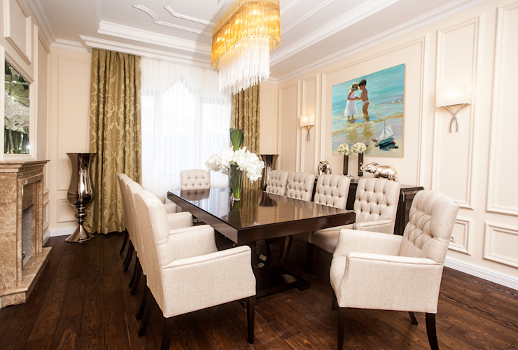 Classic style dining room by Prosperity Classic