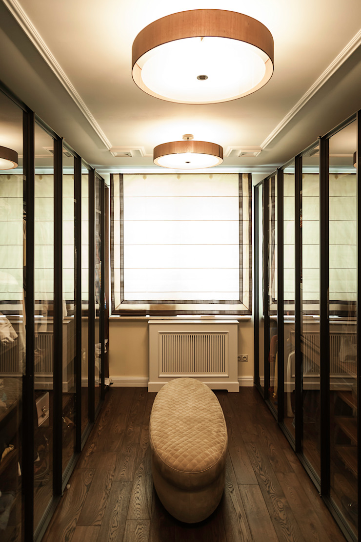Eclectic style dressing rooms by Prosperity Eclectic