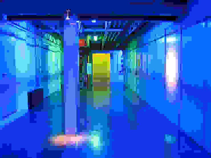 Romano Baratta Lighting Studio Museum Gaya Eklektik