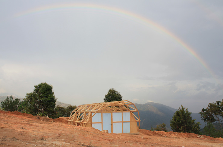 CASA MI Vivienda Emergente Casas rurales de COOP Rural