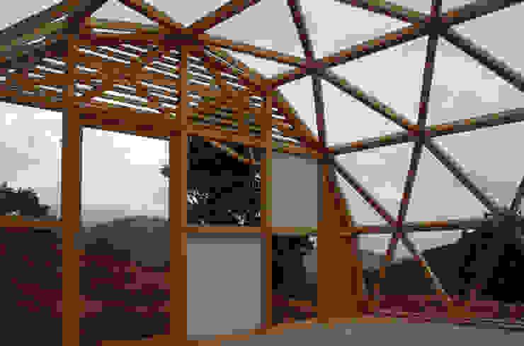 CASA MI Vivienda Emergente Puertas y ventanas rurales de COOP Rural