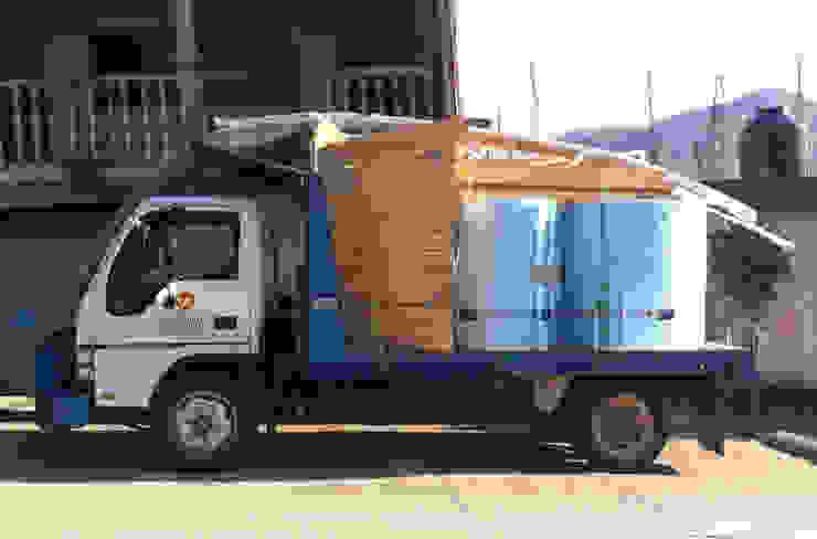 Transporte de CASA MI de COOP Rural