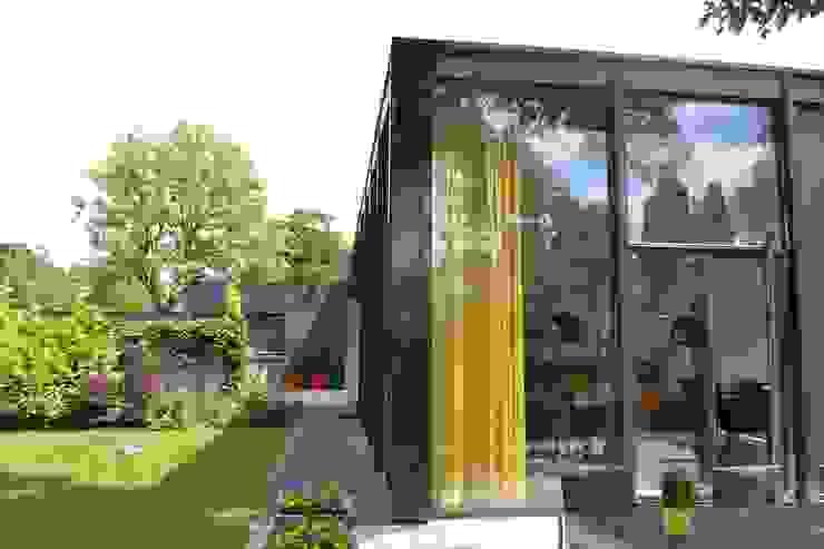 Woning te Tytsjerk Moderne huizen van Dorenbos Architekten bv Modern
