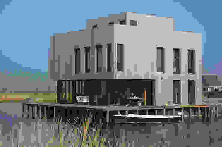 Woning te Leeuwarden:  Huizen door Dorenbos Architekten bv,