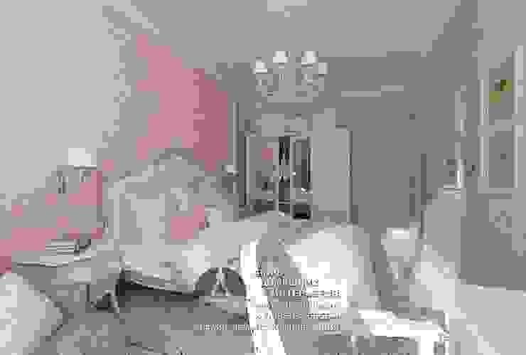 Moderne Schlafzimmer von Бюро домашних интерьеров Modern