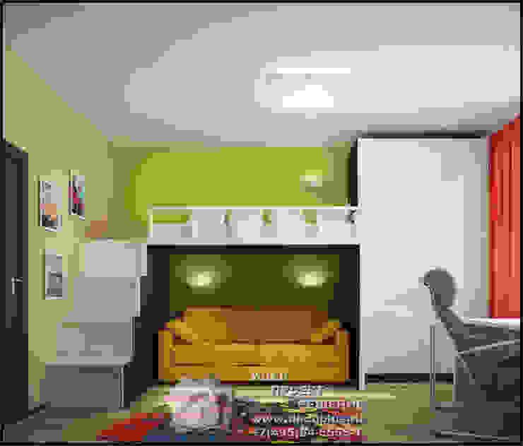 Бюро домашних интерьеров 嬰兒房/兒童房