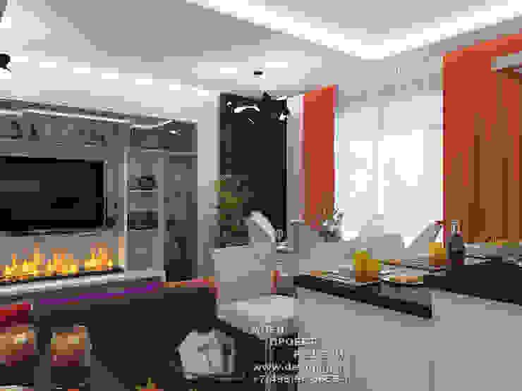 Бюро домашних интерьеров 客廳